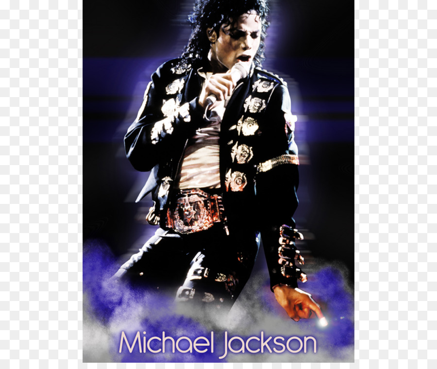 Bad Moonwalk Poster Thriller King Of Pop
