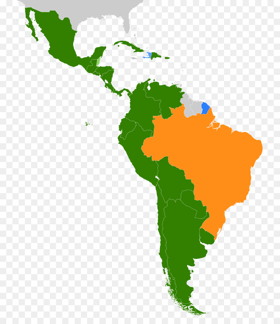 Latin America South America Map.Latin America South America Central America Caribbean Geography