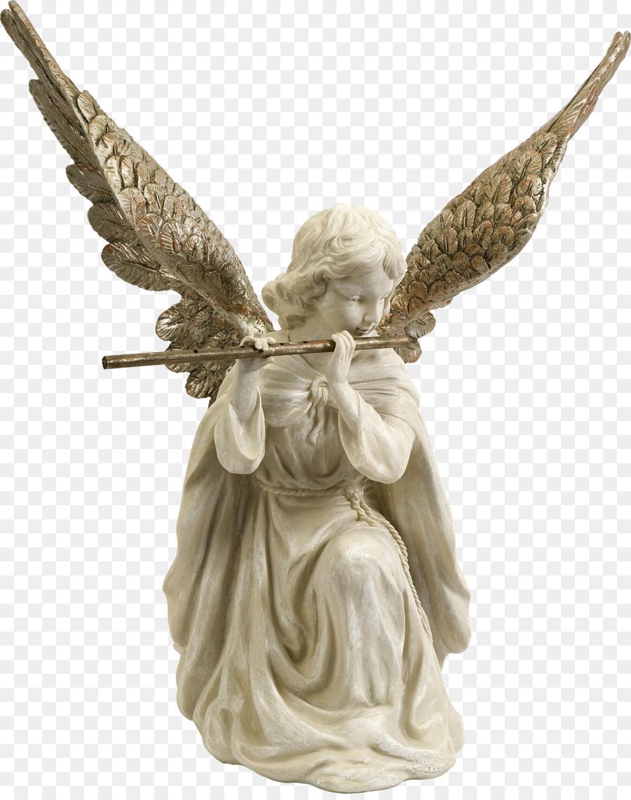 michael statue archangel uriel angel png download 3191 4010