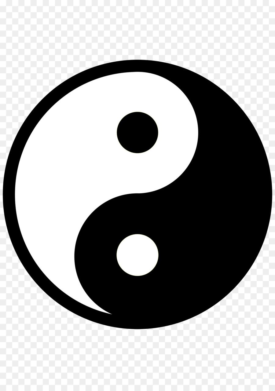 Yin And Yang Symbol Sign Yin Yang Png Download 16972400 Free