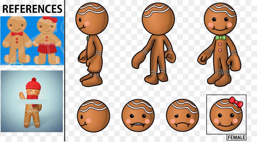 Kartun Perilaku Manusia Clip Art Manusia Kue Jahe Unduh Perilaku
