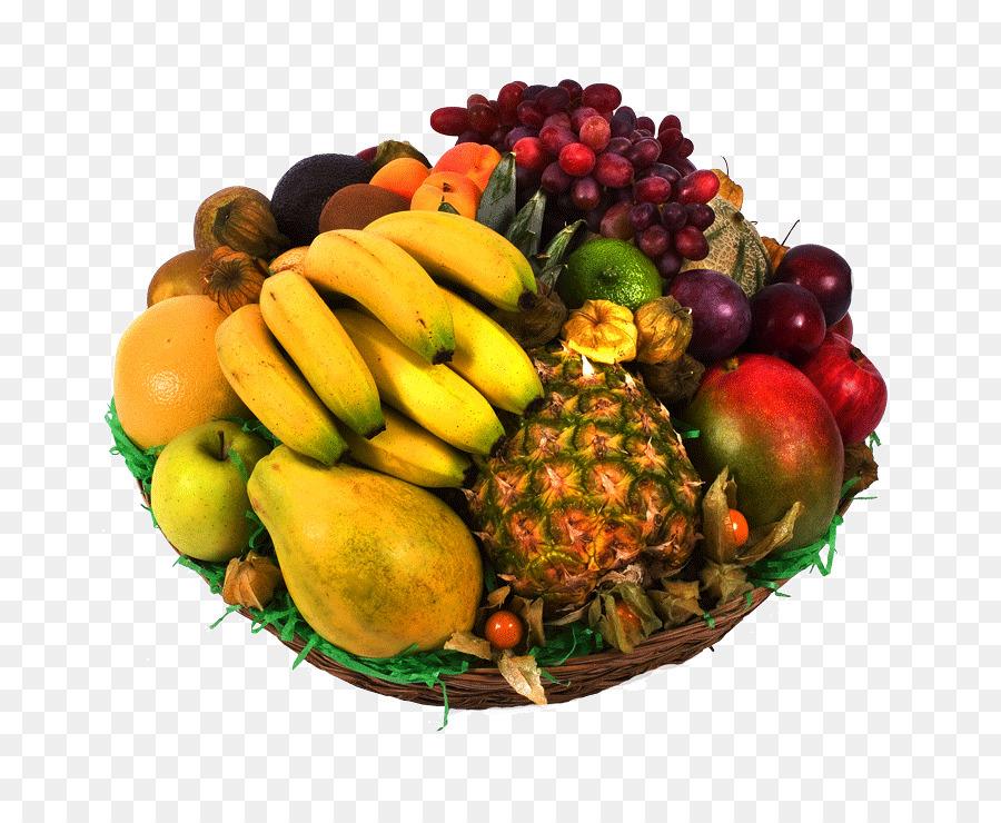 Lebensmittel-Geschenk-Körbe Obst Geburtstagskuchen - Obstkorb png ...
