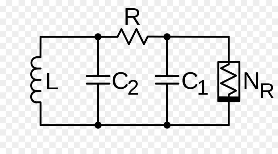 electronic circuit, circuit diagram, crystal radio, square, angle png