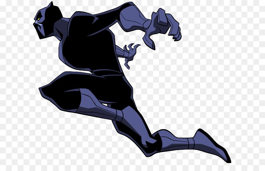 black panther wakanda t chaka marvel comics clip art black panther rh kisspng com black panther clipart black and white black panther clipart