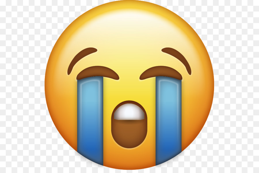 Face with Tears of Joy emoji Crying iPhone - crying emoji ...