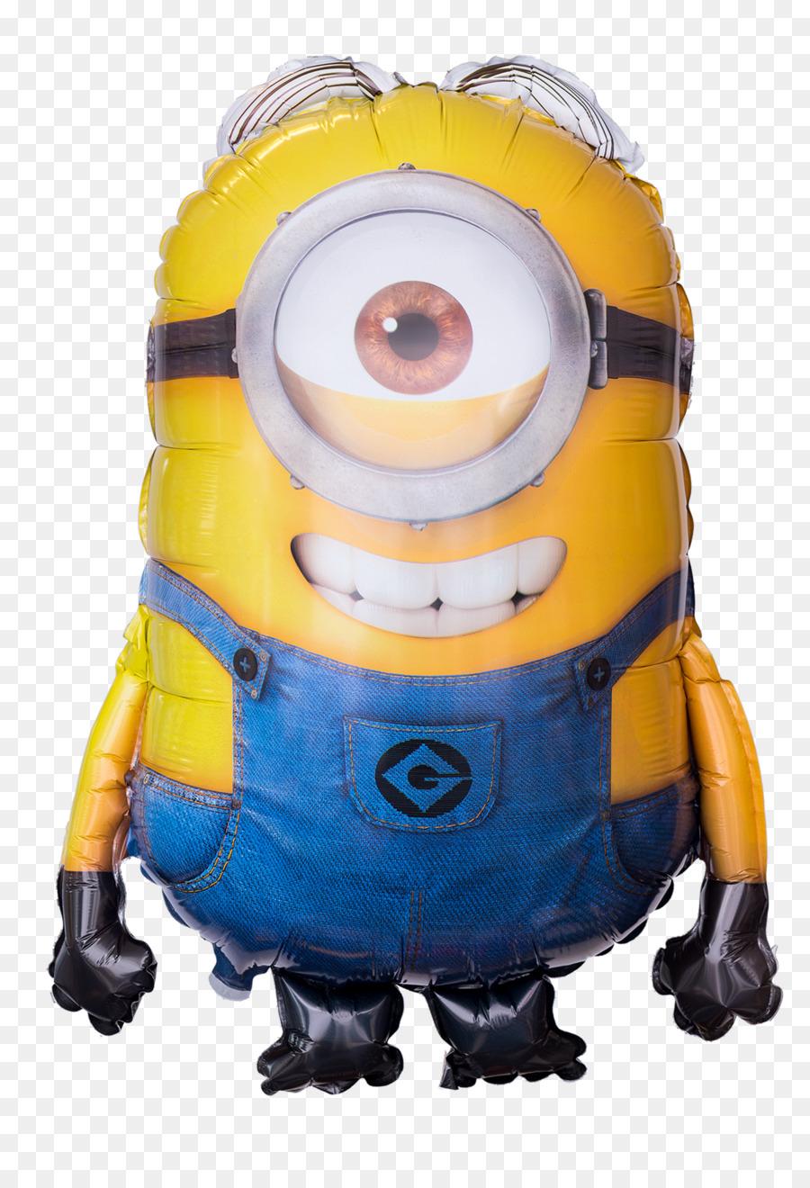 Stuart The Minion Toy Balloon Film Yellow Dave The Minion Minions