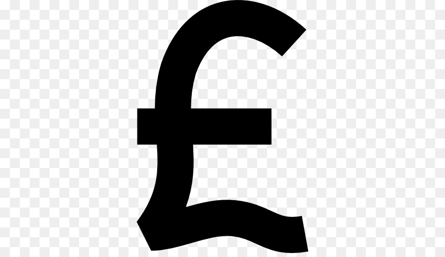 Pound Sign Pound Sterling Symbol Currency Libra Png Download 512