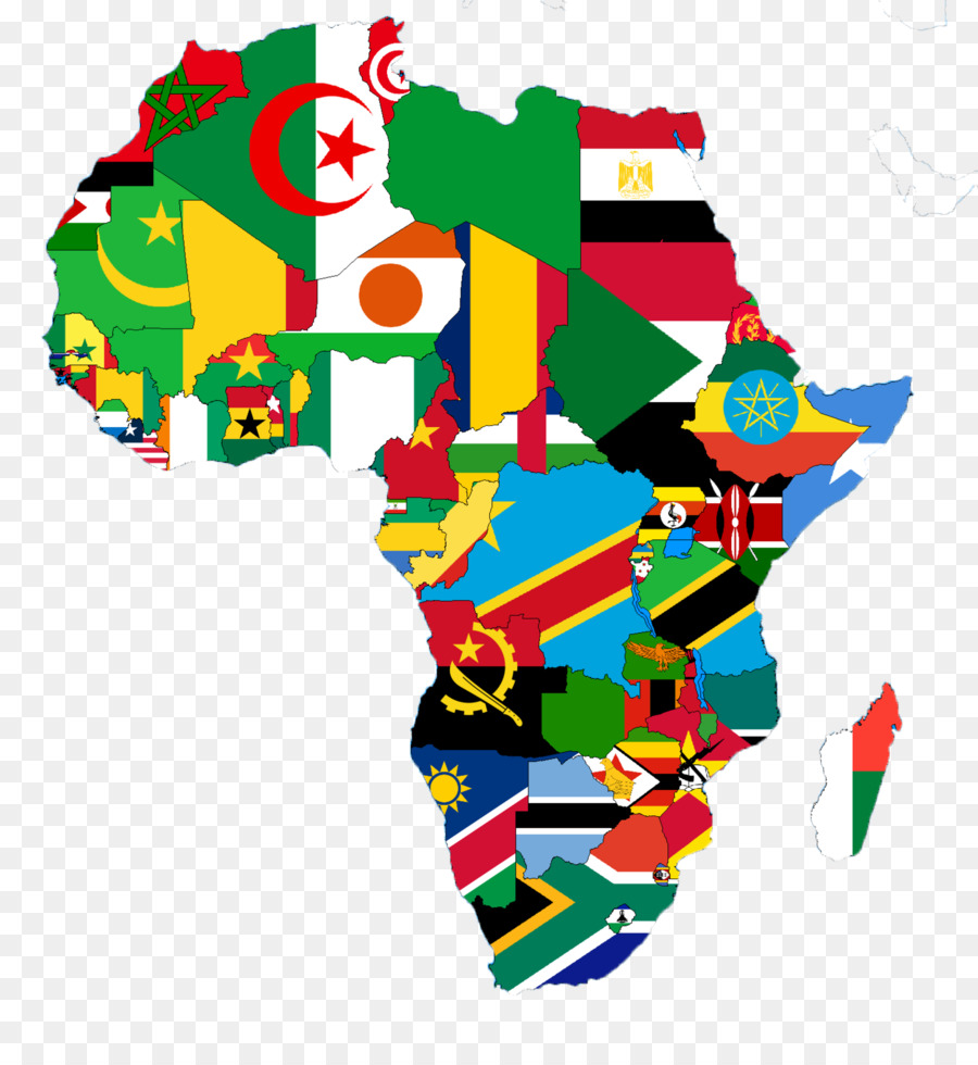 Africa world map flags of the world africa png download 1491 africa world map flags of the world africa gumiabroncs Image collections