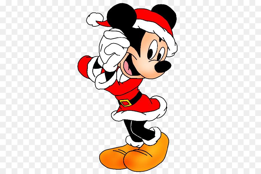 Dibujos de mickey mouse de navidad