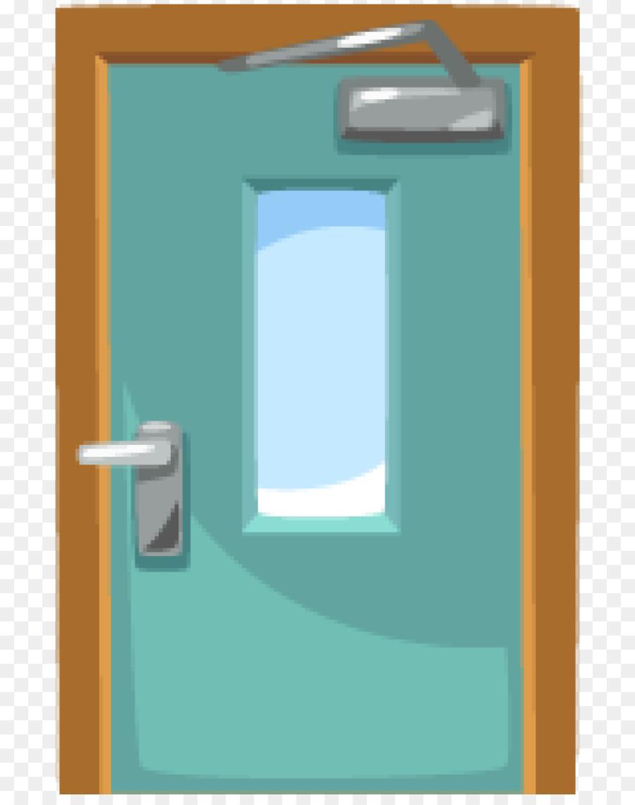Window Classroom Door Clip art door png download 1024