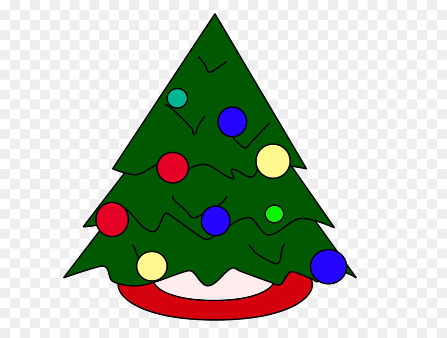 christmas tree animation desktop wallpaper clip art tree transparent background - Animated Christmas Trees