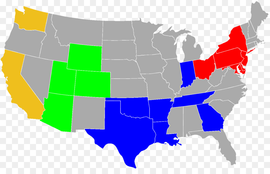 United States Blank map US state Clip art conference png