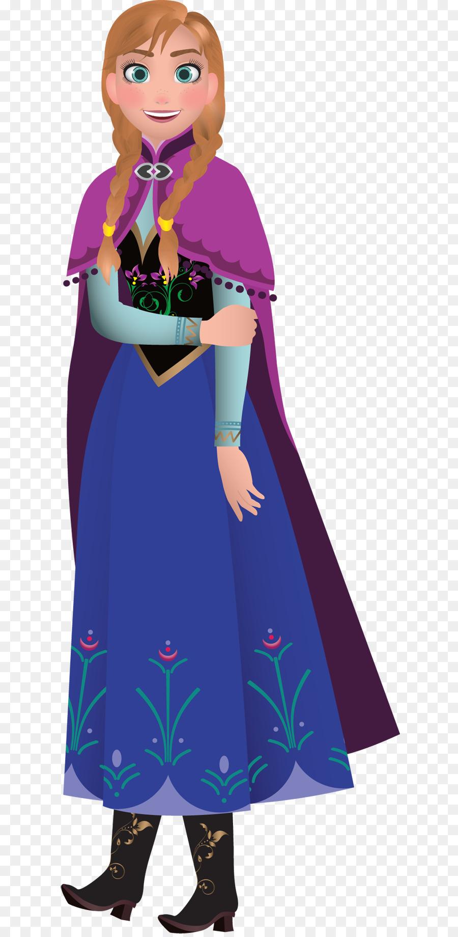 Frozen Anna Disney Princess Party Birthday Anna Frozen Png
