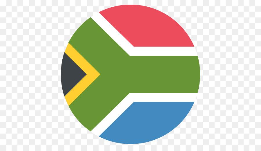 Flag Of South Africa Emoji National Flag Africa Png Download 512