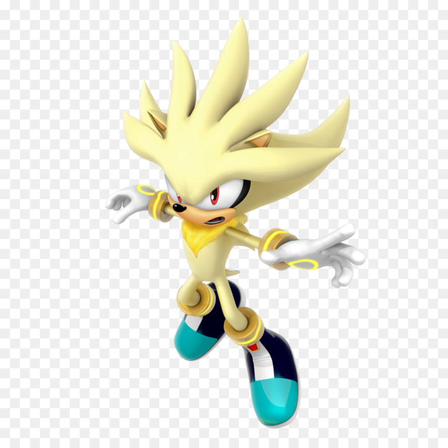 Silver The Hedgehog Sonic Shadow Super