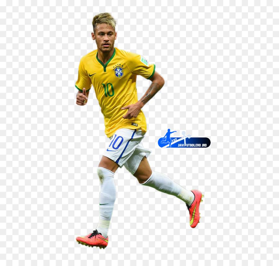 Neymar 2014 FIFA World Cup Brazil National Football Team Player