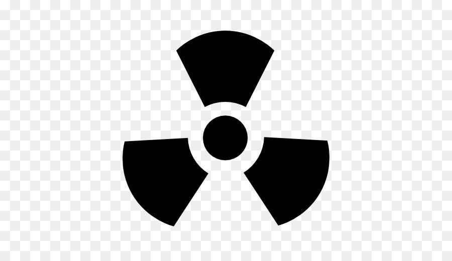 Radiation Hazard Symbol Nuclear Power Radioactive Decay Warning Sign