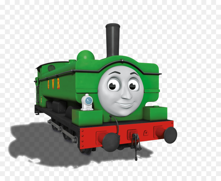 Thomas   Friends Duck the Great Western Engine Percy James the Red Engine -  toy-train png download - 1282 1050 - Free Transparent Thomas Friends png ... f74eb615f9e3