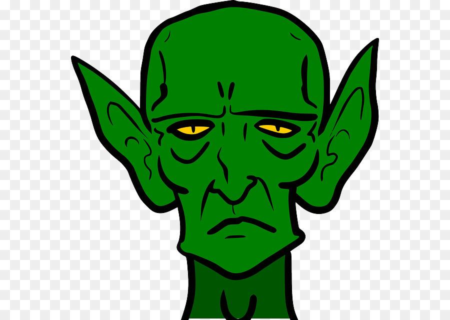 green goblin clip art ears png download 616 640 free rh kisspng com