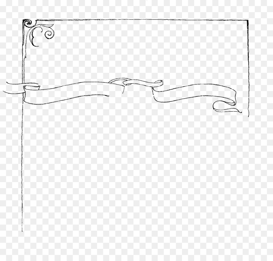 simple black frame png. Delighful Simple Drawing Monochrome Photography Black And White  Simple Frame On Simple Frame Png