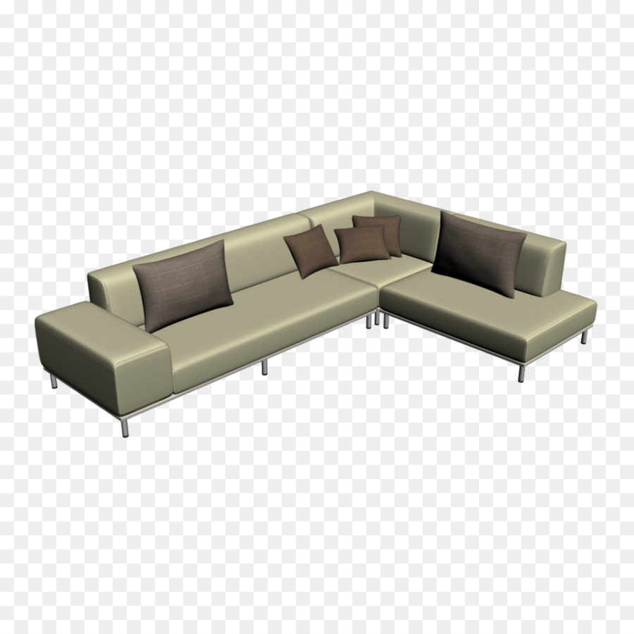 Couch Furniture Foot Rests Spatial planning Sofa bed - couch png ...