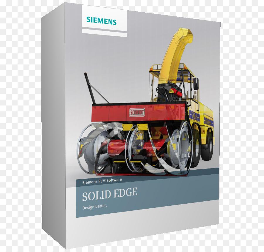 Solid Edge diseño asistido por Ordenador Siemens NX Software