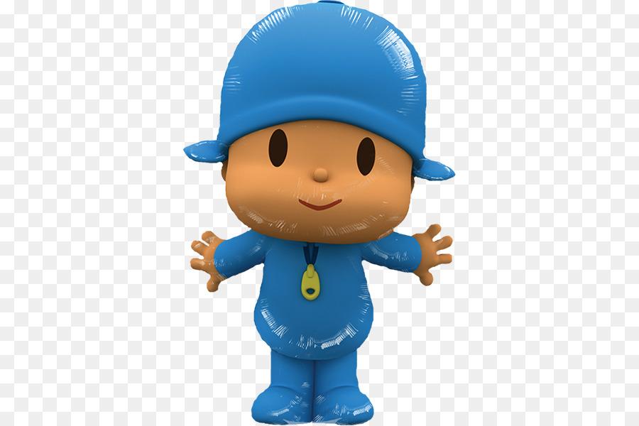 Personaggio televisivo di gioco di animazione pocoyo pocoyo