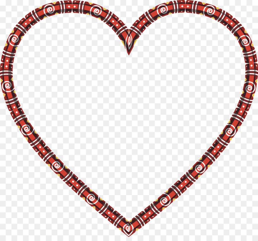 Heart Picture Frames Drawing Clip art - heart frame png download ...