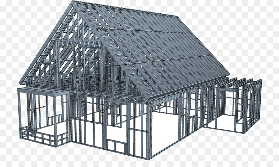 Marco de acero de Arquitectura e ingeniería Encuadre Edificio - de ...