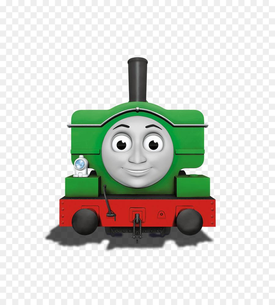 Duck The Great Western Engine Thomas Friends Percy Edward Blue