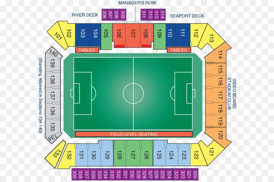 Talen energy stadium philadelphia union ppl center sport stadium