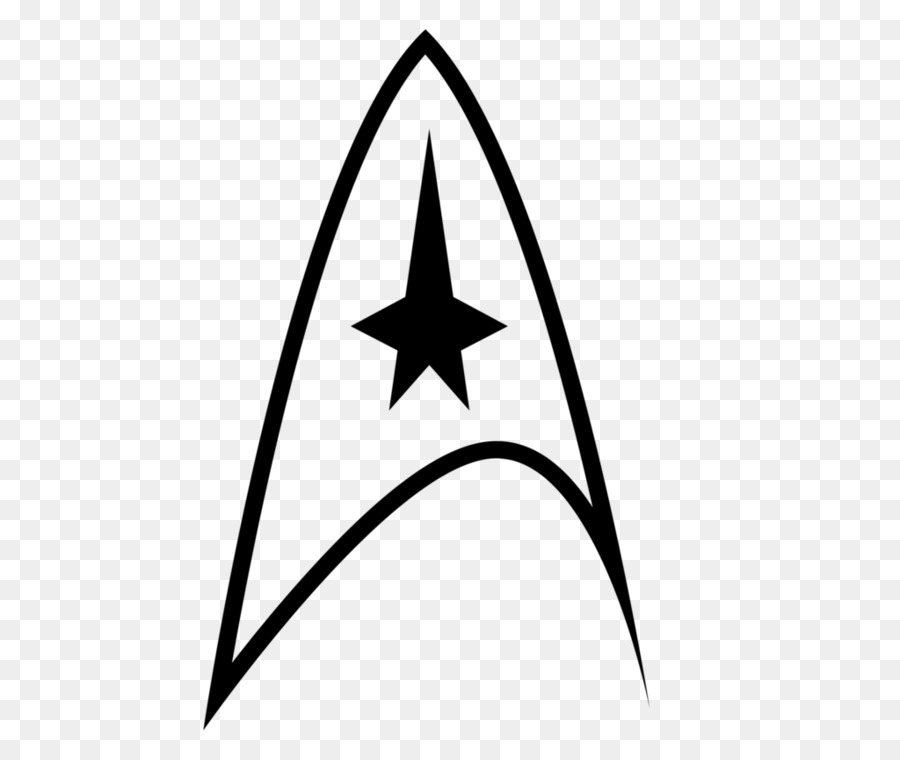 Logo Star Trek Starfleet Symbol Decal Png Download 1024860