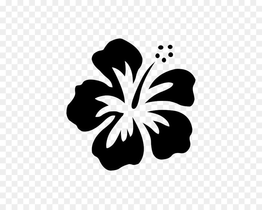 Hawaiian Hibiscus Flower Clip Art Hawaii Flower Png Download 787