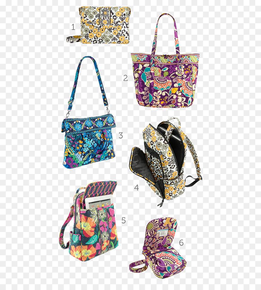 Handbag Clothing Accessories Backpack Vera Bradley - java plum png ...