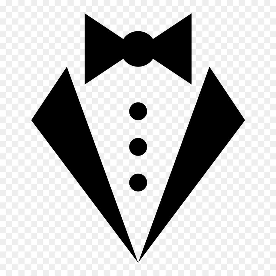 Bow Tie Necktie Tuxedo Suit Black Tie Bow Tie Png Download 1000