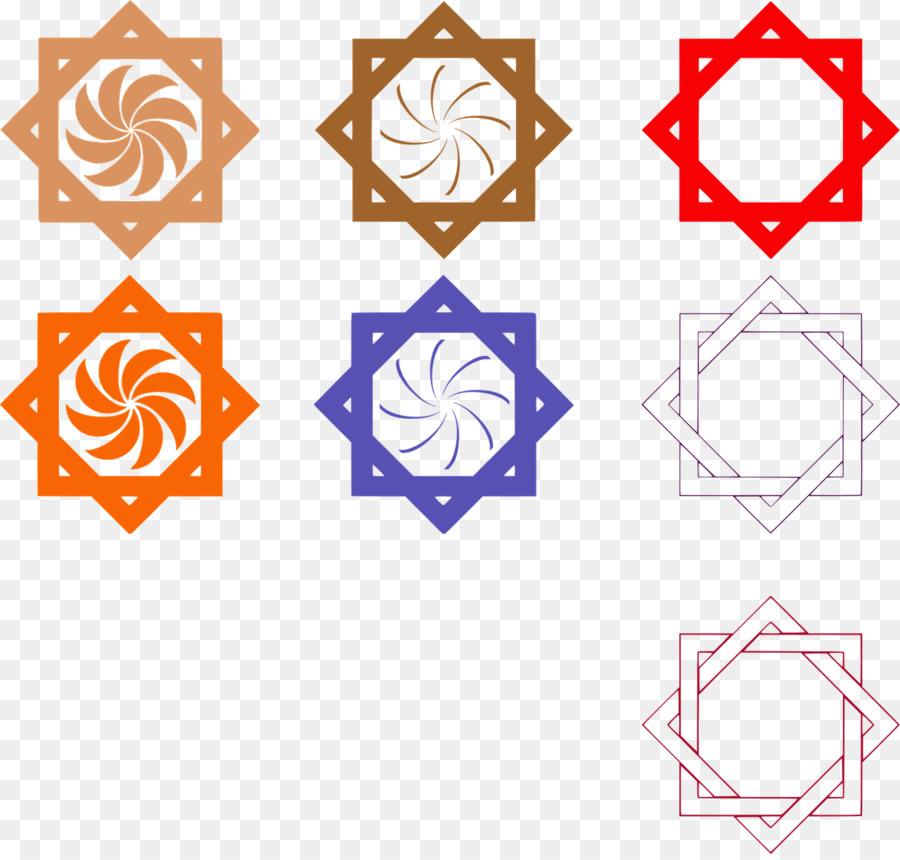 Symbol Star Of Lakshmi Octagram Lakshmi Png Download 12801214