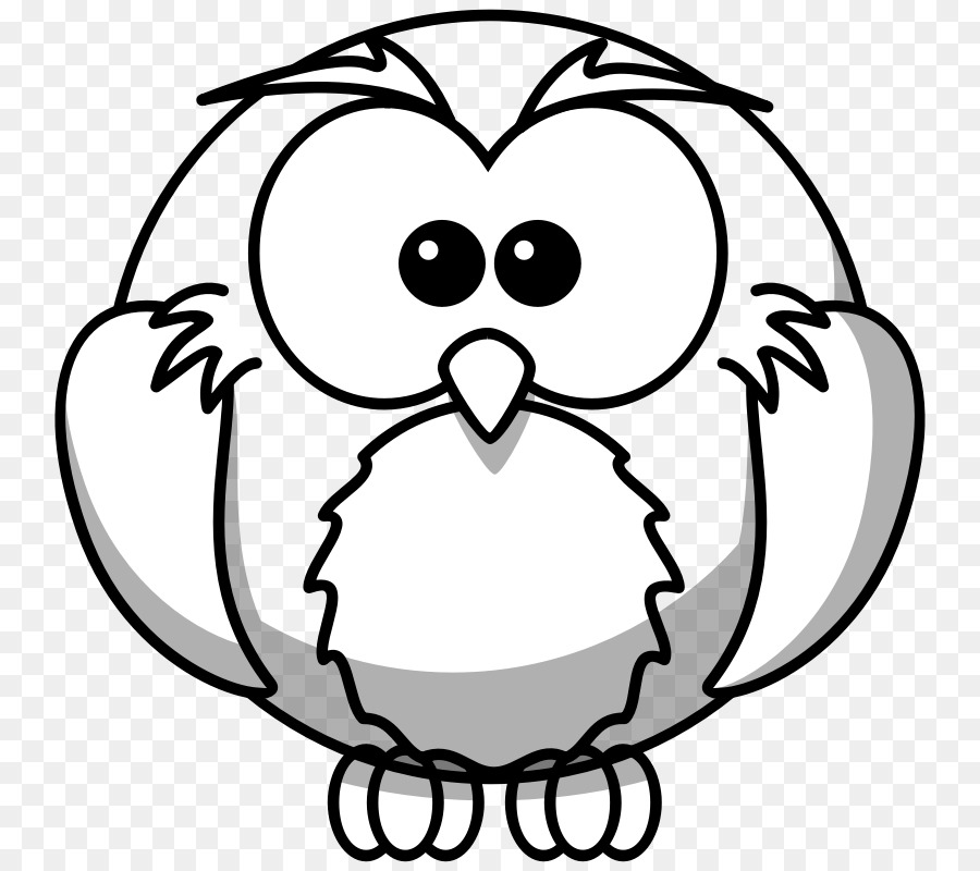 owl drawing bird clip art cartoon snowy owl png download 800 800 rh kisspng com snow clip art images snow clip art black and white