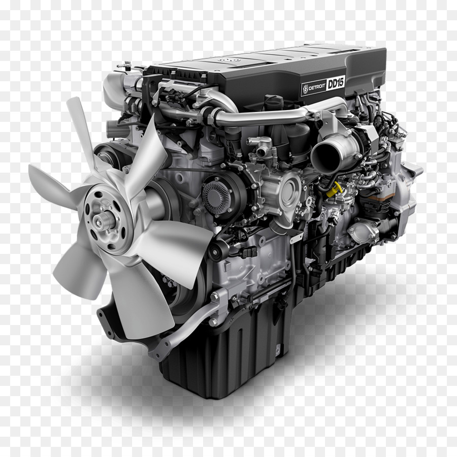 Freightliner Cascadia Detroit Diesel Diesel engine Freightliner ...