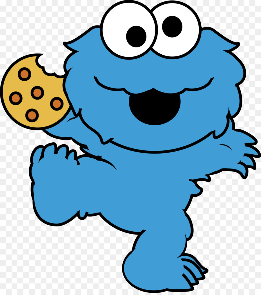 happy birthday cookie monster elmo biscuits clip art eating rh kisspng com cookie clipart black and white cookies clip art templates