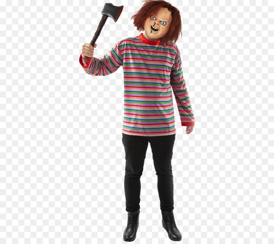 d794e44b Chucky T-shirt Clothing Child's Play Sleeve - chucky png download ...