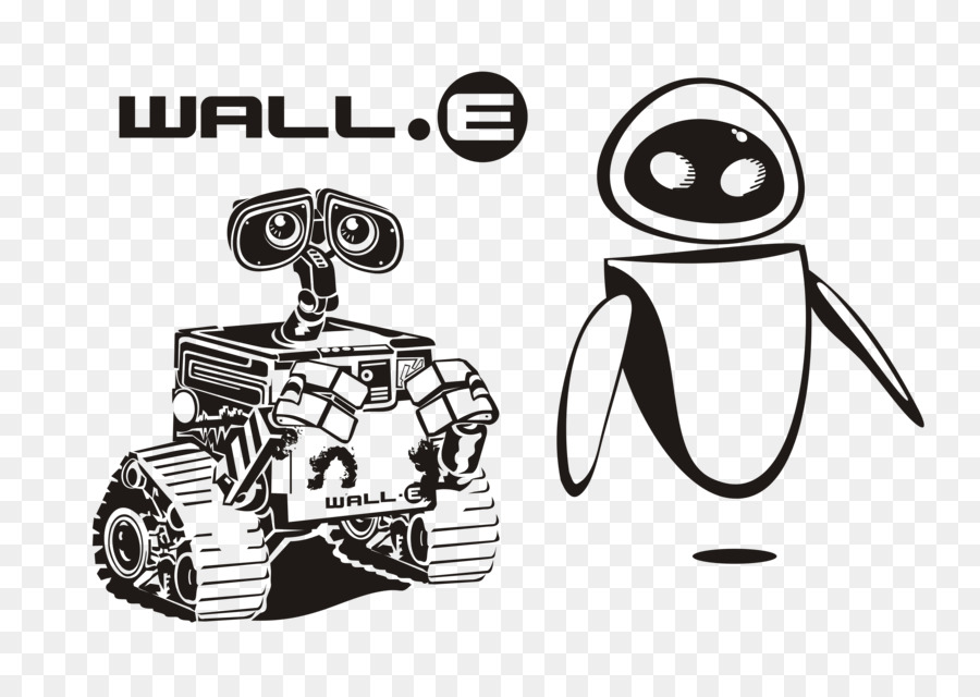 eve youtube drawing wall e png download 900 633 free