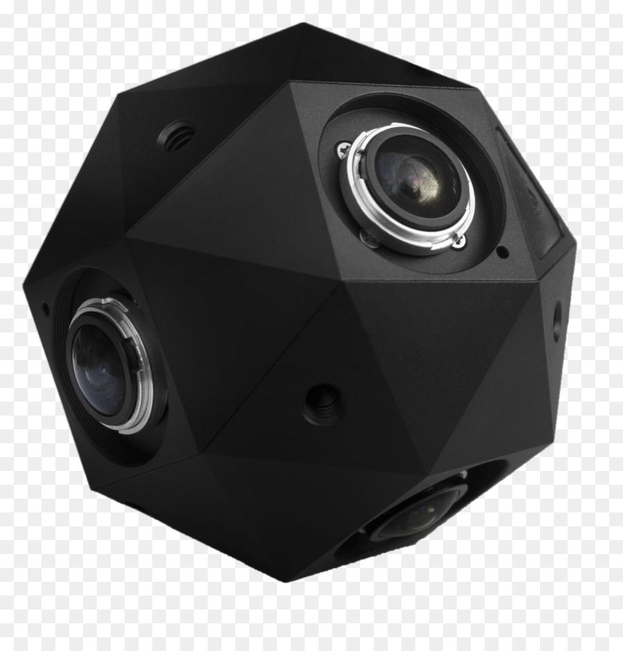 Camera Panono Samsung Bánh 360 độ phân giải 4 k thực tế Ảo - Ảnh 360