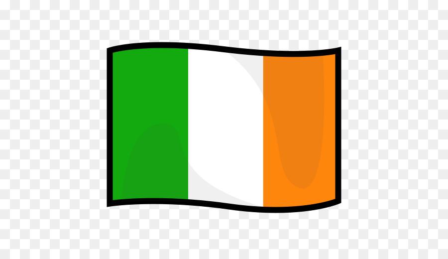 Flag of Ireland Emoji Flag of Nigeria - ireland png download - 512 ...