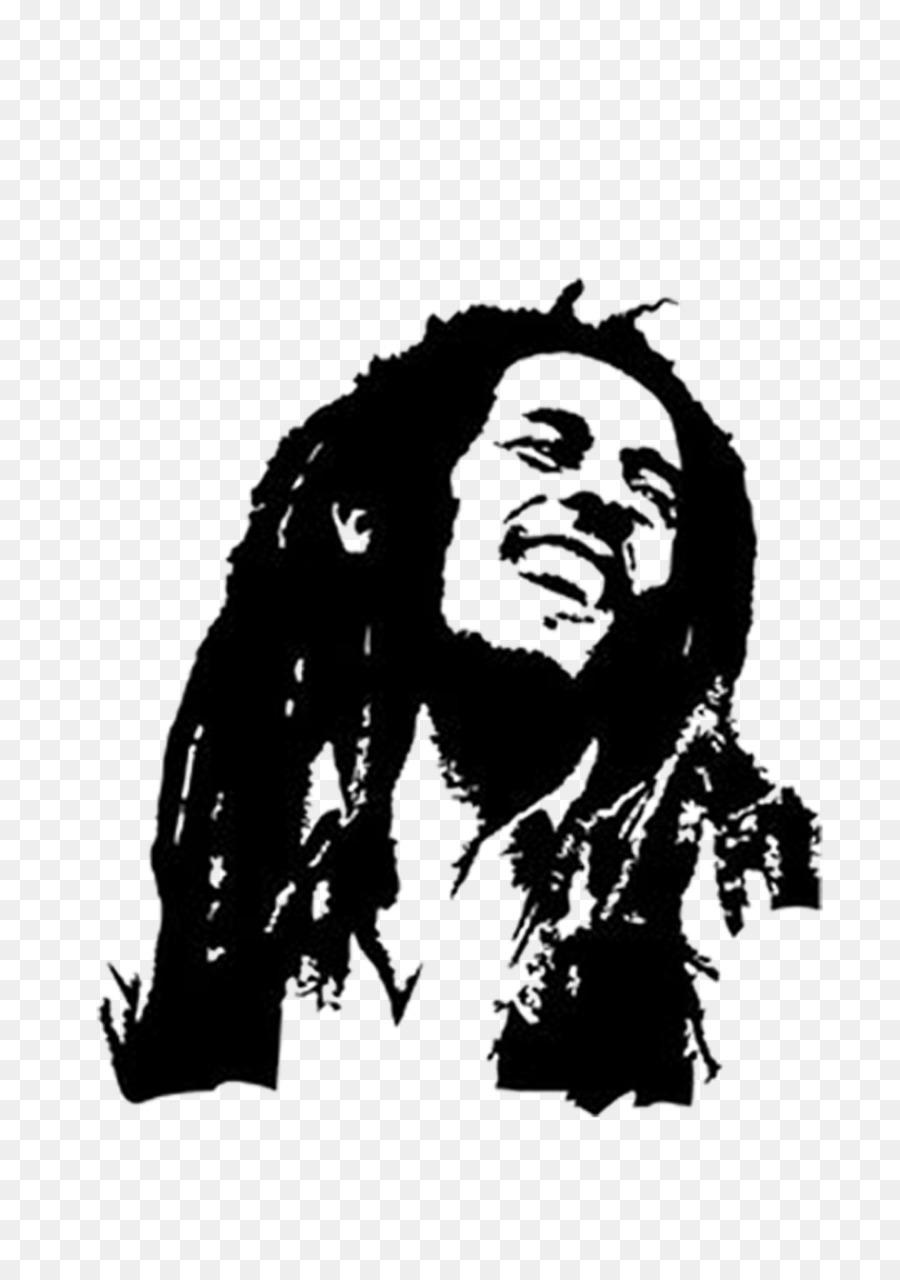 Bob Marley Wall decal ...