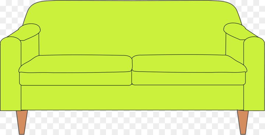 Chair Furniture Couch Table Clip Art Sofa Png Download 2400 1225