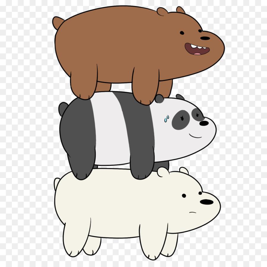 Grizzly Bear Desktop Wallpaper We Bare Bears Season 3 Drawing
