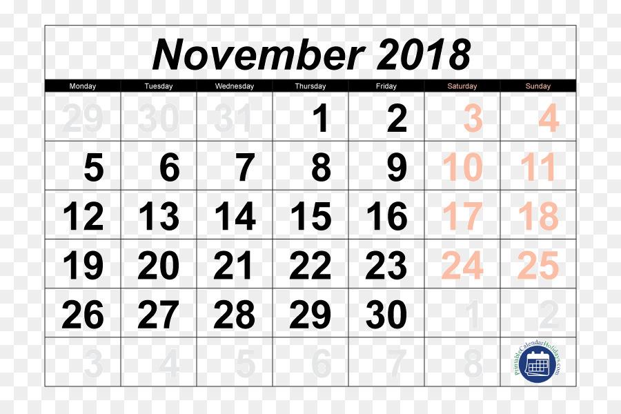 free online calendars 2018