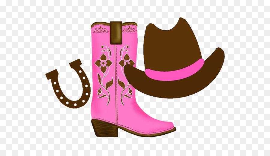 bee63499ea954 Cowboy boot Cowboy hat Clip art - cowgirl png download - 600 512 ...