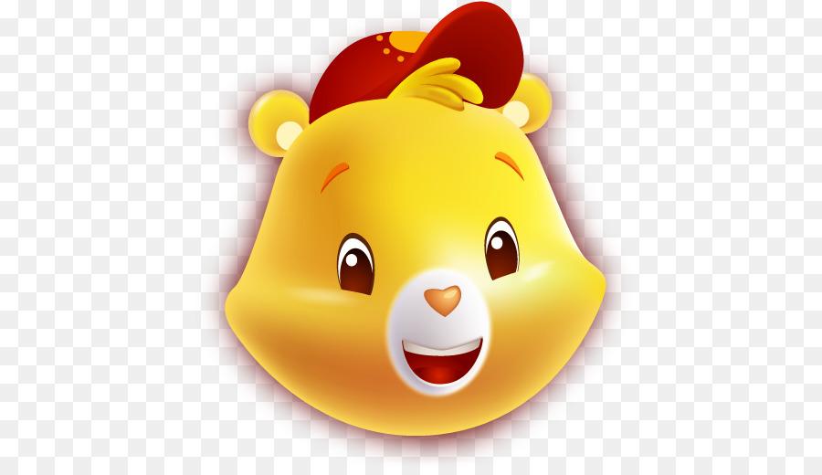 Смайлик улыбка желтый