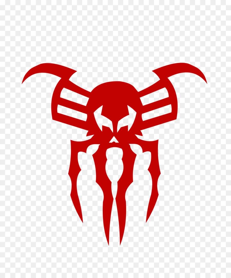 spiderman 2099 venom drawing logo spider png download
